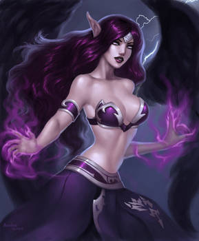 Morgana, League of Legends