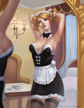Marvelous Maid Amaterasu