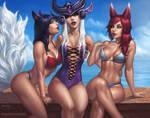 Girls of Ionia