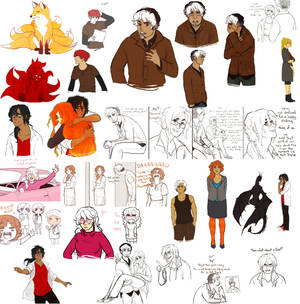 Insaneographic Sketchpile :: Everything Else