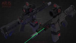 AR-15 - Patreon