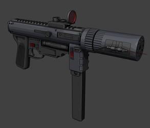 Grease Gun M3 Concept - Download