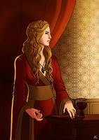 Cersei Lannister by Lefantoan