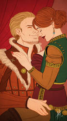 Dragon Age : My  queen !