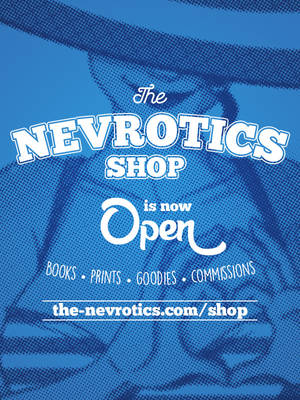Nevrotics Shop by Lefantoan