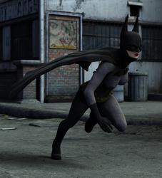 Batgirl WiP