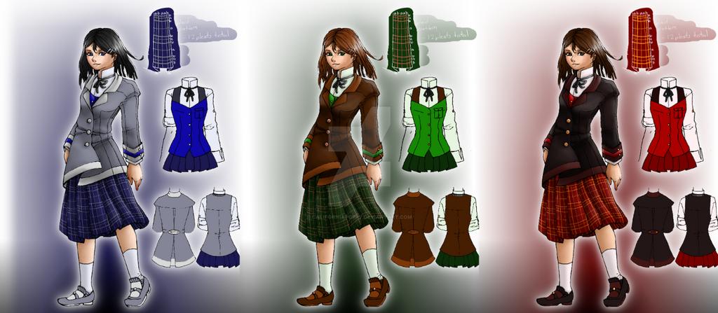 High school uniform design by californiapoppy on deviantart for School blueprint maker