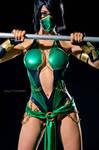 Jade - Mortal Kombat 9