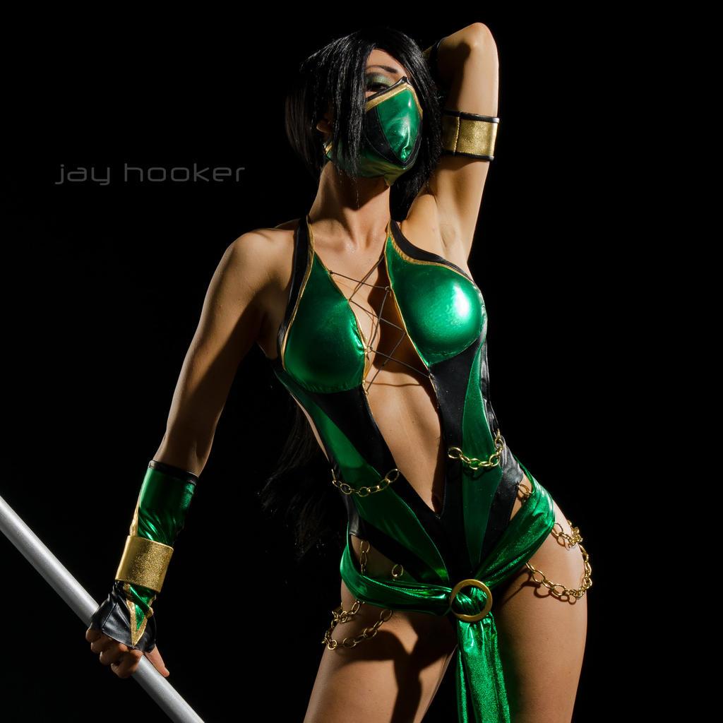 Jade - Mortal Kombat 9 by KristenHughey