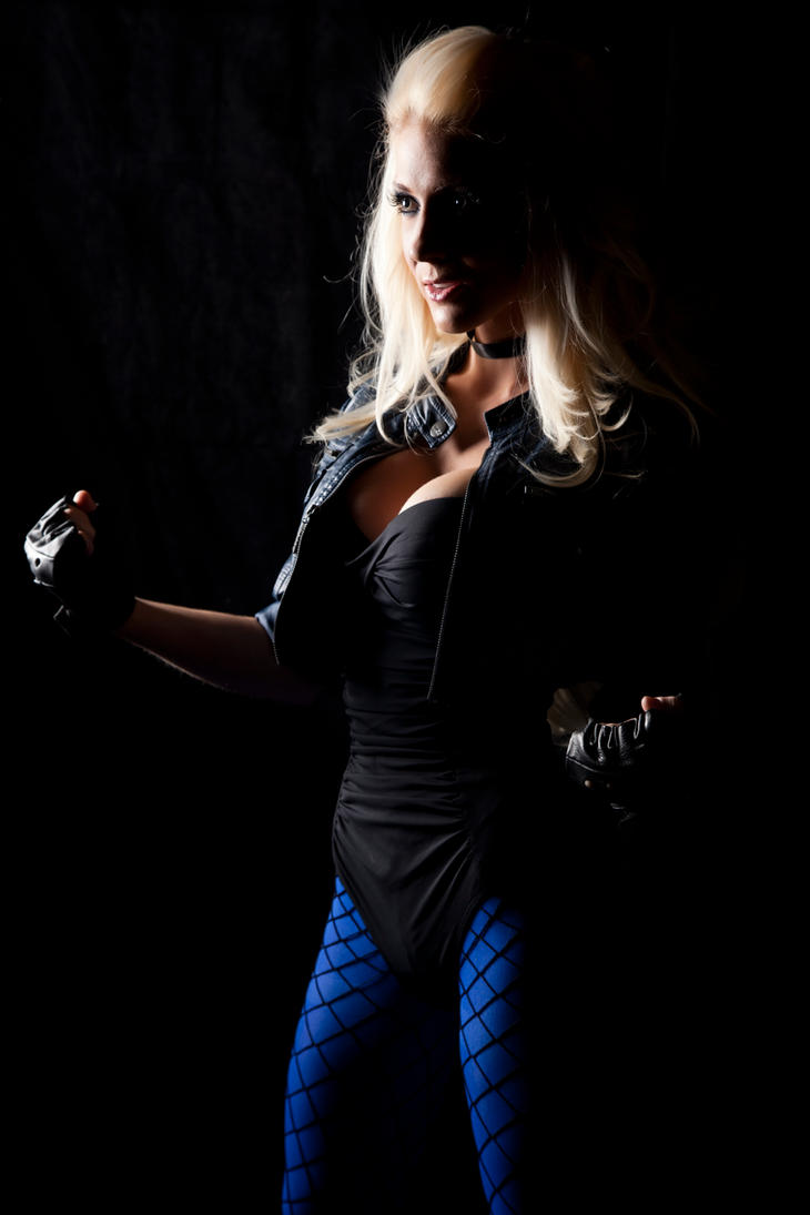 Black Canary by KristenHughey