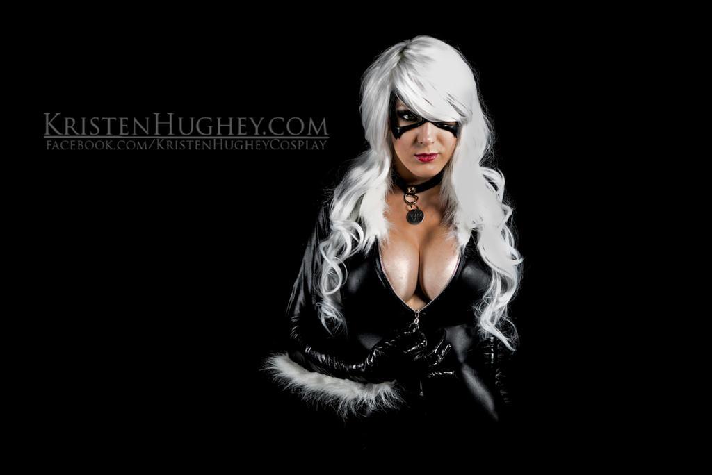 Kristen Hughey - Black Cat Unzipped by KristenHughey