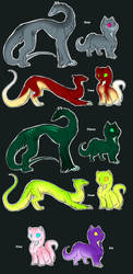 Adoptable set two-CLOSED by soulwithin465