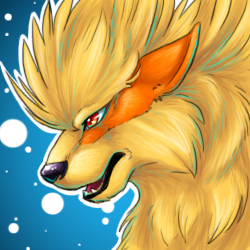 Arcanine by soulwithin465