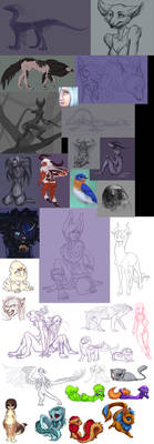 Sketch Cluster 2