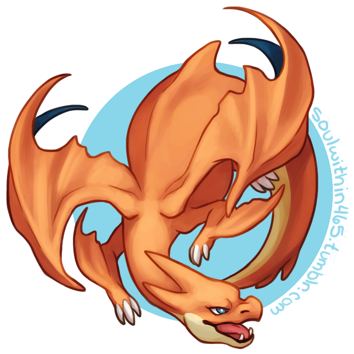 Mega Charizard by soulwithin465