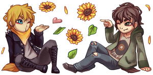Sticker Commission 8