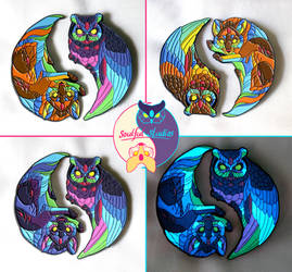 Soulmate Pins -for sale- by soulwithin465