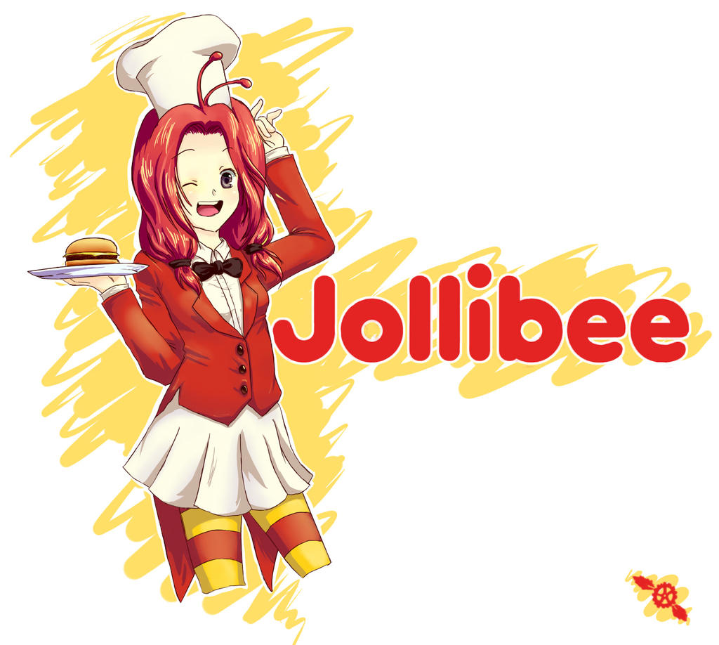 How To Draw Jollibee