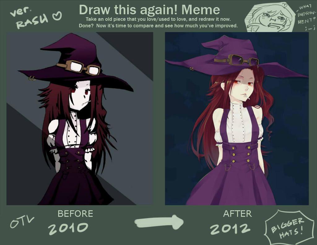 Draw This Again 2012 by rasu-chi