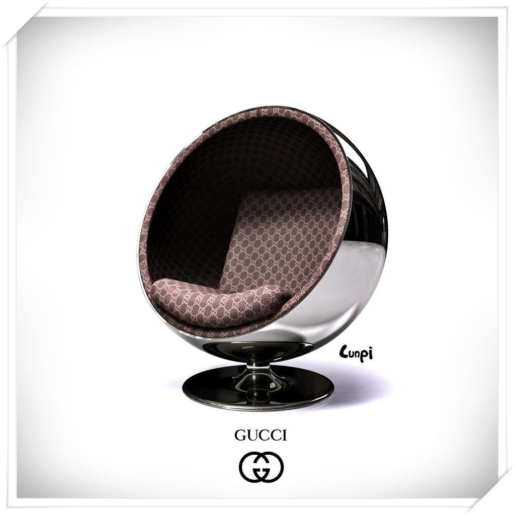 Gucci Ball Chair By Lunpi On Deviantart
