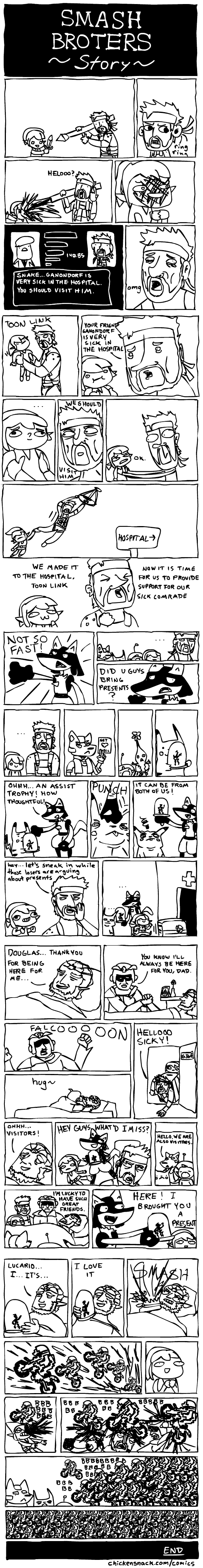 BROTERSTORY by burgertime