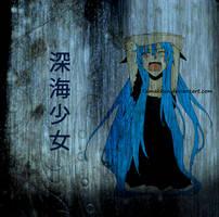 Shinkai Shoujo: Deep Sea Girl by tamakkun