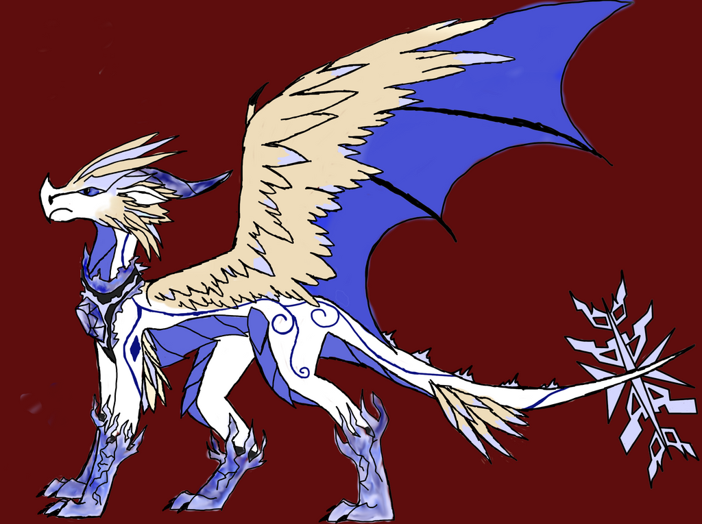 Niveus Redesign by DracoAntares6