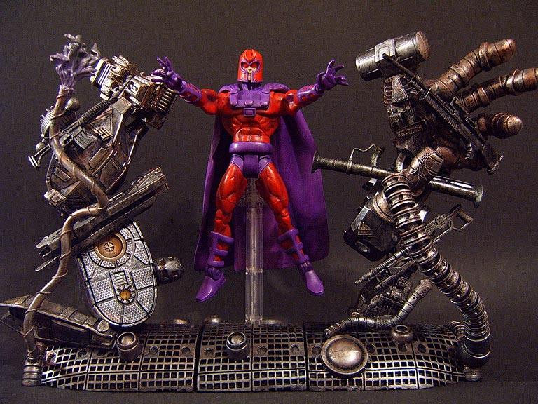 Magneto Base by Jin-Saotome