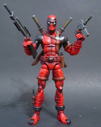 Deadpool 1 by Jin-Saotome