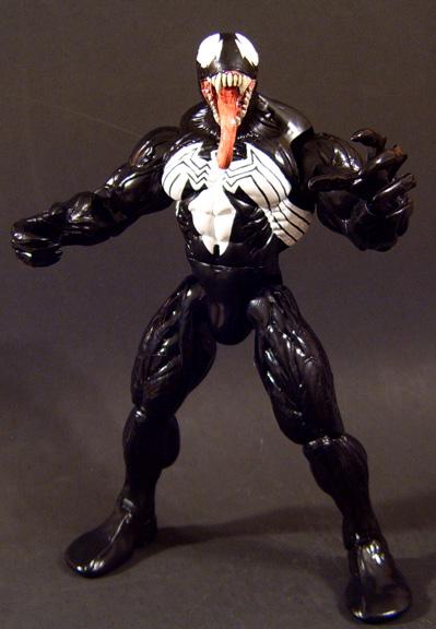 Venom Bagley 1 by Jin-Saotome