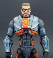 Gordon Freeman Half Life 2 by Jin-Saotome