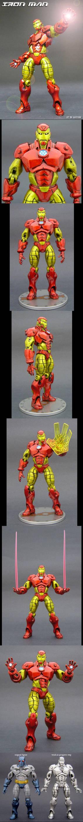 Invincible Iron Man Strip