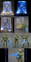 Master Chief Display Strip