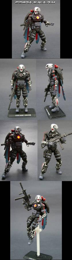 GI Joe Custom Cobra S.W.A.R.M.