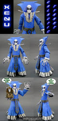 Xenu the Galactic Tyrant by Jin-Saotome