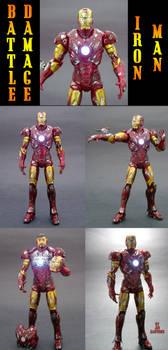 Iron Man: 1 Tank: 0