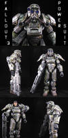 Fallout 3 Power Suit