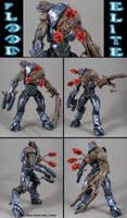 Flood Elite Combat Form by Jin-Saotome