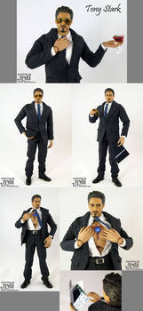 Playboy Tony Stark by Jin-Saotome