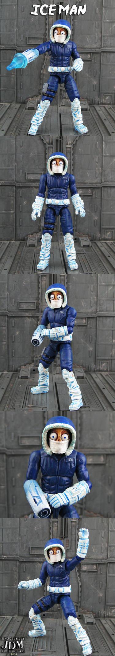 The Ice Man Cometh by Jin-Saotome