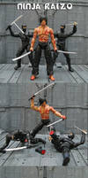 Raizo the Ninja Assassin