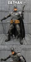No really I'm Batman
