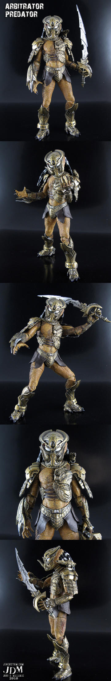 Arbitor Predator by Jin-Saotome