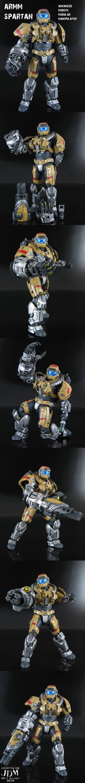 A.R.M.M. Spartan Solider