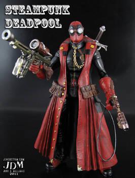 Steampunk Deadpool