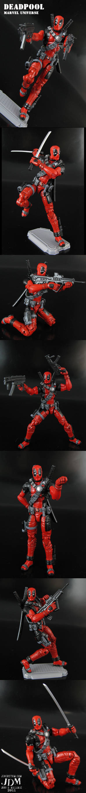 MU Scale Deadpool