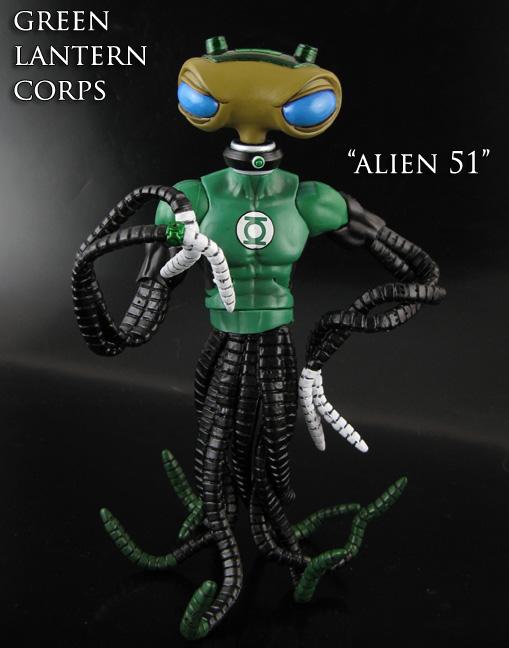 Alien 51 Teaser by Jin-Saotome