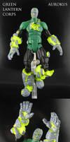 GLC Aurokus Man of Mineral