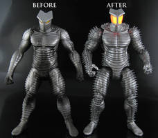 Destroyer: Before and After