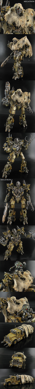 All Hail Megatron by Jin-Saotome
